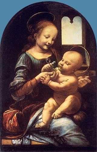 Meryem Çocuk isa ve Azize Anne