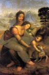 Meryem, Çocuk İsa ve Azize Anne, 1502-1516