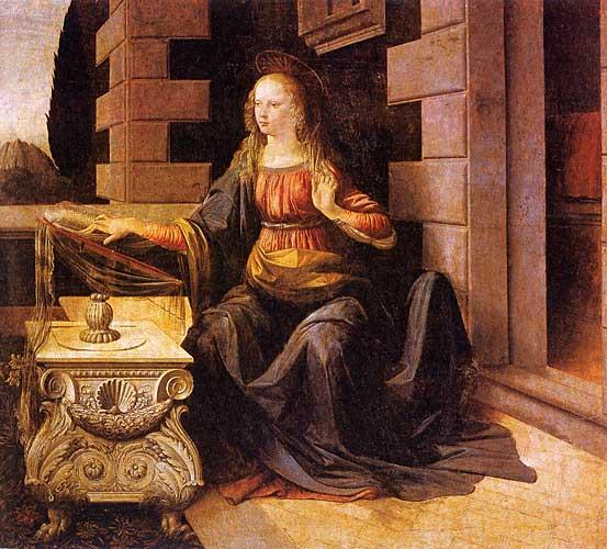 Meryem'e Müjde Detay 1472-1475