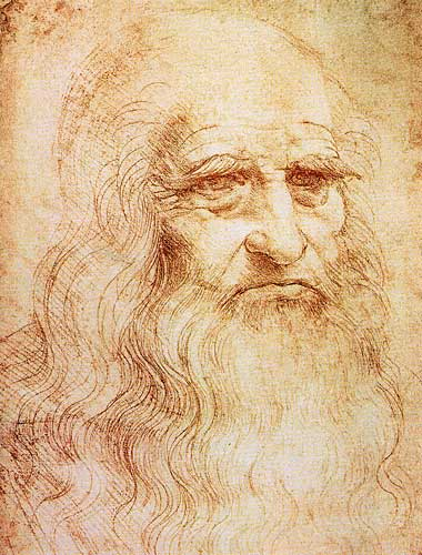 Head of a Bearded Man (so-called Self-portrait), c.1510-1515