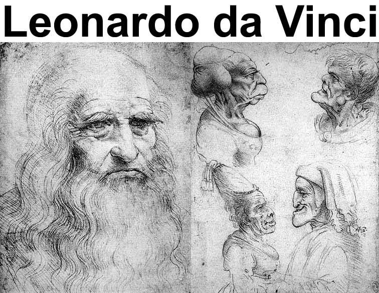 Who is Leonardo da Vinci