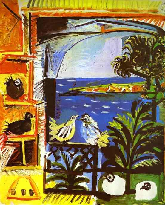 Pablo Picasso - The Doves
