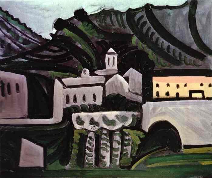 Pablo Picasso - Vauvenargues
