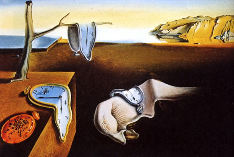 Persistence of Memory 1931 Dali