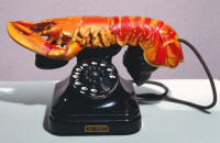 Lobster Telephone Dali