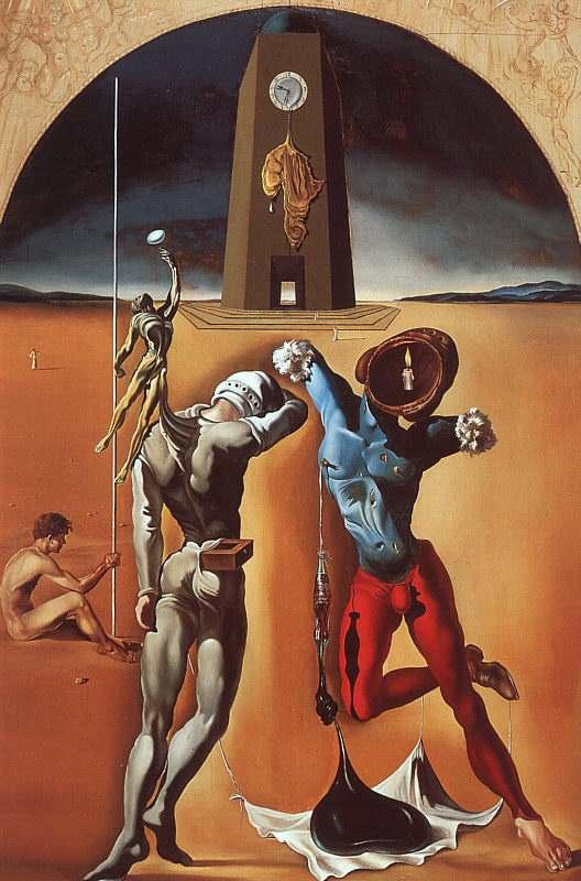 The Poetry of America Salvador Dali