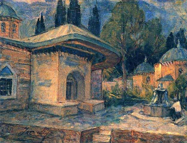 İbrahim Çallı Resimleri 14 kusağı ressamları