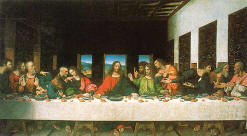 Leonardo Da Vinci The Last Supper 1495–1498