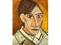 Pablo Picasso hayatı sanatı dönemleri resimleri