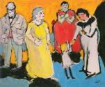 Fikret Mualla 21, Sokak III, 1959