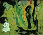 Fikret Mualla 22, Yesil Fig?ler, 1959