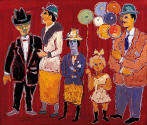 Fikret Mualla Balonlar 1960