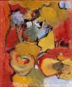 Fikret Mualla 4, Balkabaklı natümort, 1945